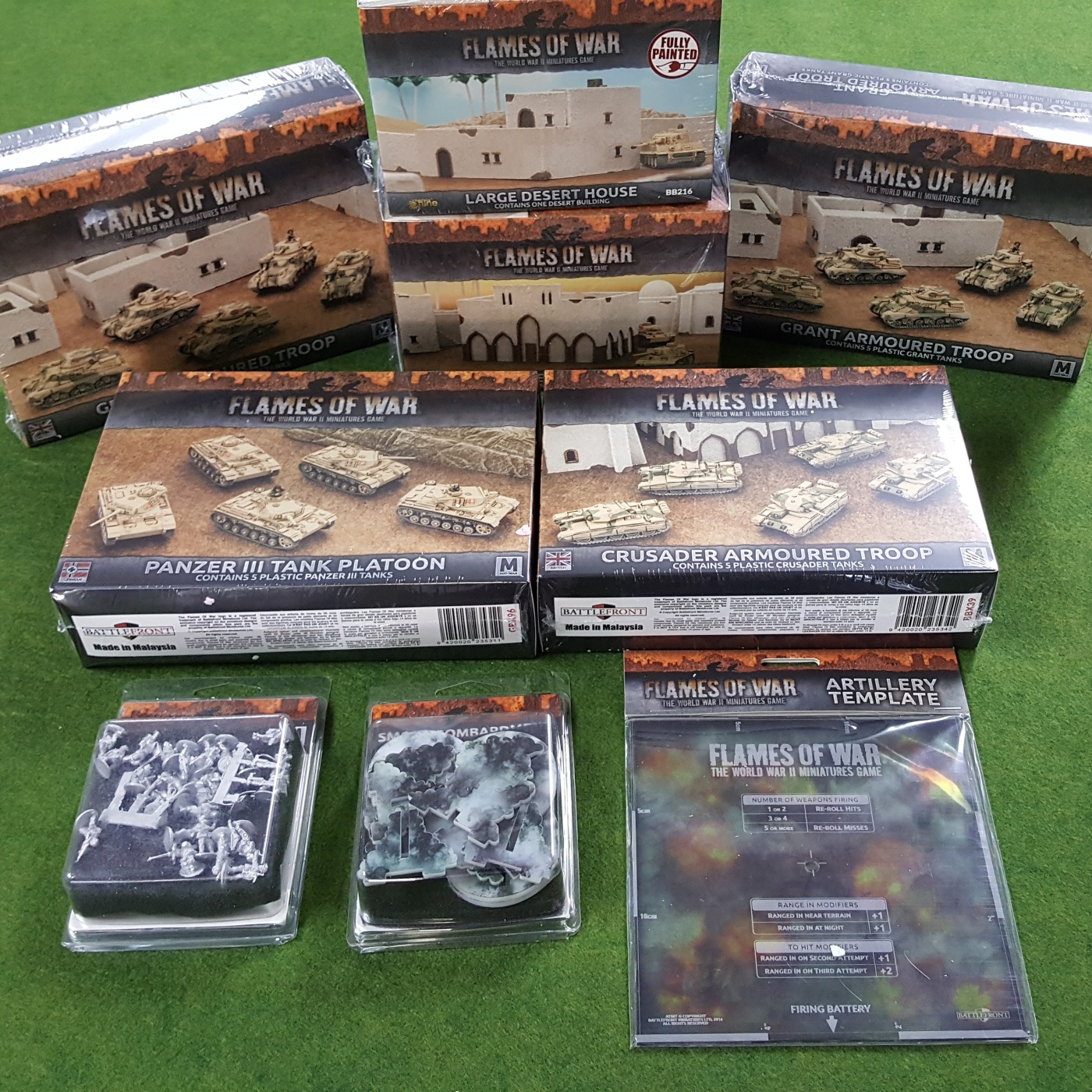 Brand new Flames of War product just came in! – Millennium Hobbies ...